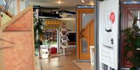 Innenansicht Standort Bölsche Glas in Hannover